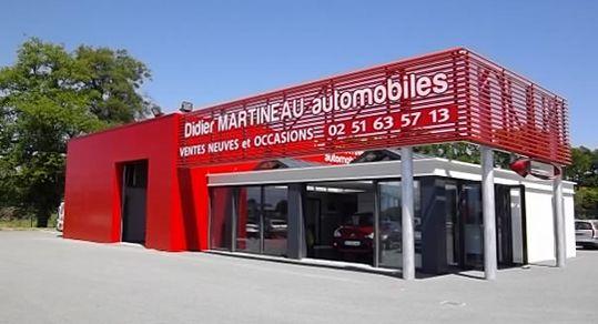 Garage Martineau Les Herbiers